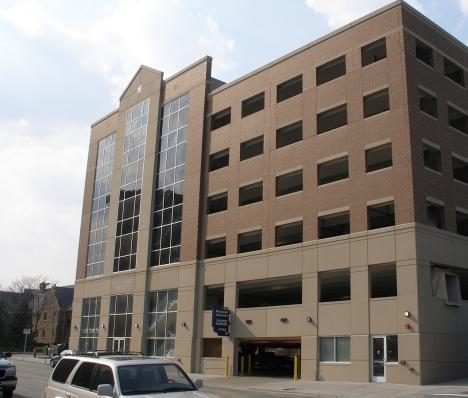 Marquette University Parking Structure