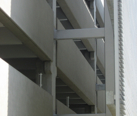 Northwest Community Hospital Parking Structure
