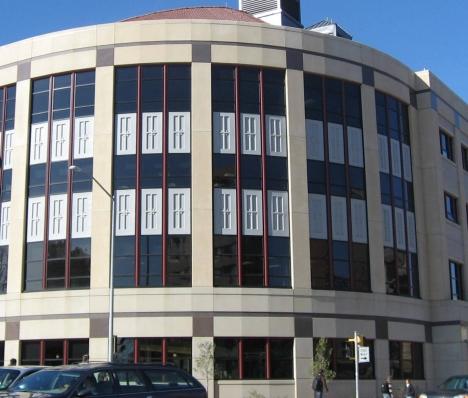 University of Wisconsin: Grainger Hall Addition