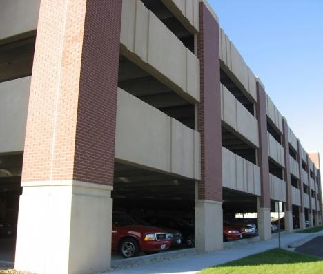 North Chicago VA Medical Center Parking Facilities